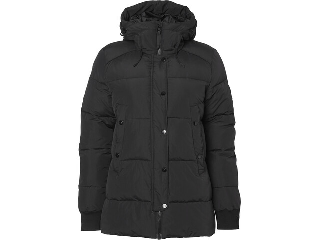 North Bend Puff Chaqueta Mujer, black